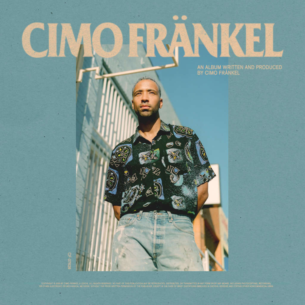 Cimo Fränkel Album