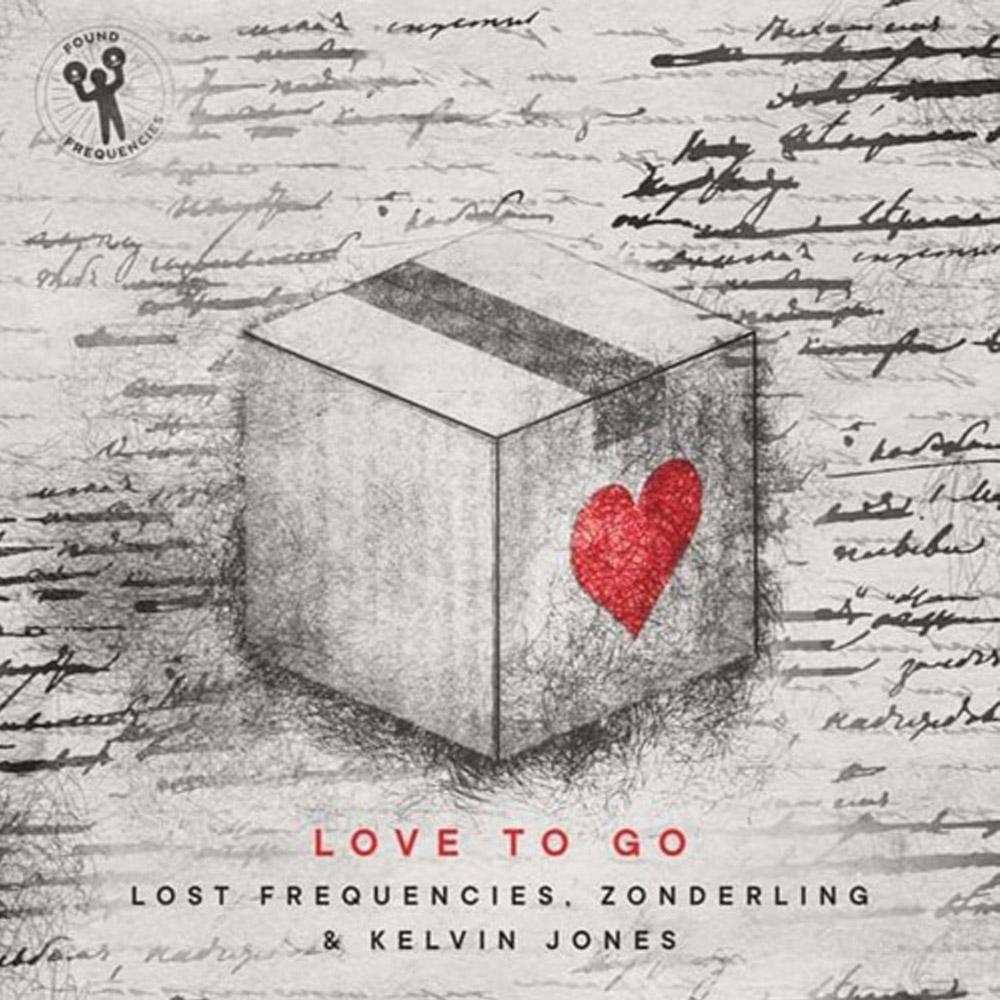 Love to go Zonderling & Lost Frequencies ft. Kelvin Jones