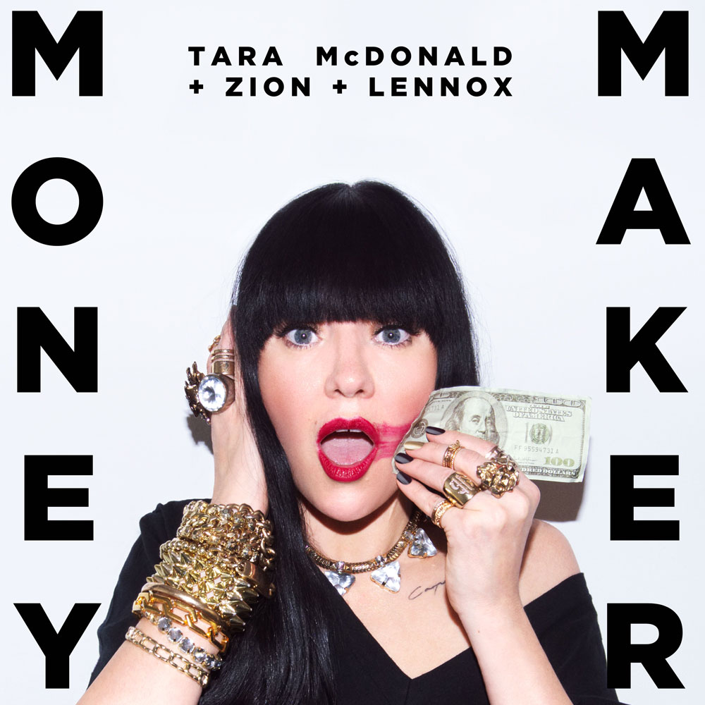 MONEY MAKER TARA MCDONALD