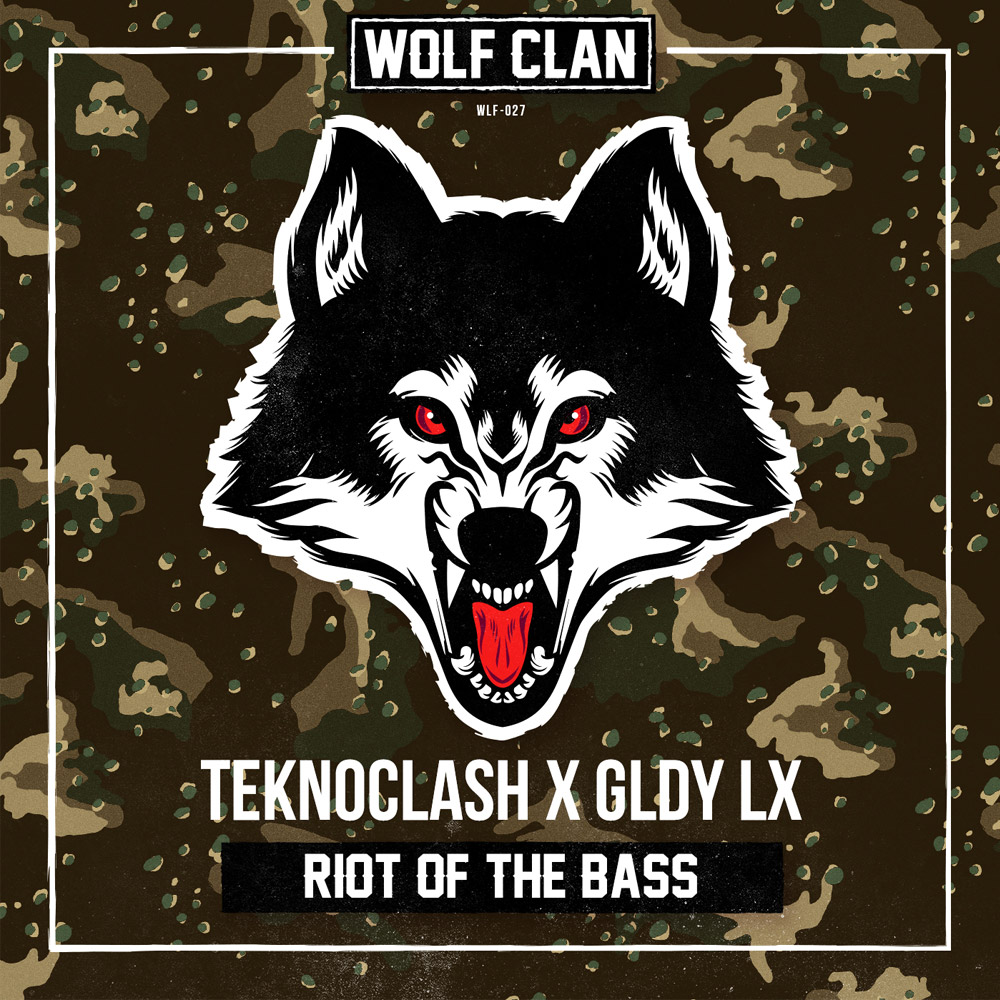Riot of the bass