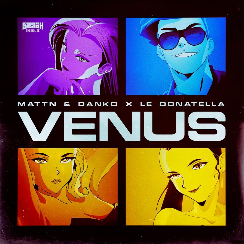 Venus Smash the house