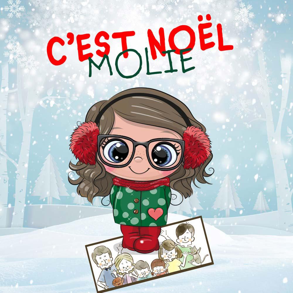 C'est Noël Molie